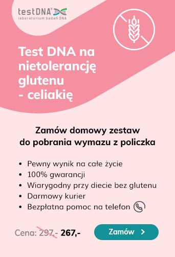 DNA gluten