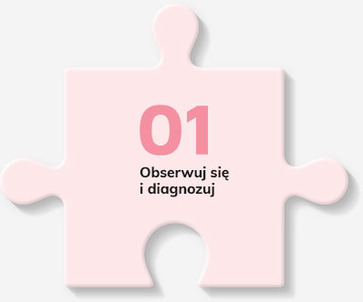 obserwuj się i diagnozuj